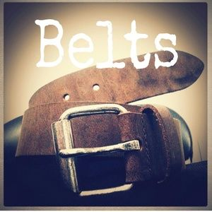 Accessories - Belts